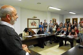 Miquel Cifre: «Seguiré luchando como activista con los que quieren un país más justo»