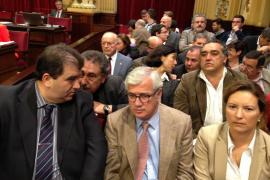 Las patronales rechazan en el Parlament los nuevos impuestos