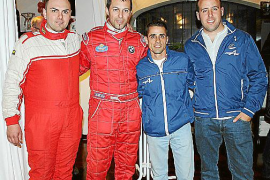 Cena del IX Oris Rally Clásico Isla de Mallorca