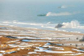 Pyongyang pone sus misiles y unidades de artillería «en posición de combate»