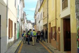 Una operación contra el menudeo de droga en Inca finaliza con dos detenidos