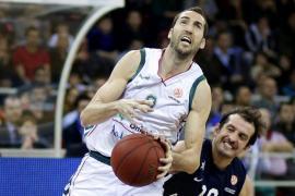 El Panathinaikos gana y deja fuera al Unicaja mientras el Real Madrid se jugará la segunda posición