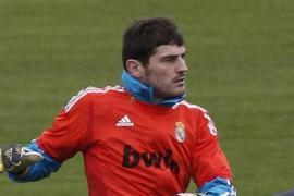 Casillas no tiene el «alta competitiva», según Karanka