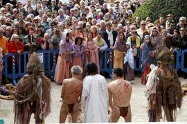 La Pasión de Cristo, bajo la luz de la Seu