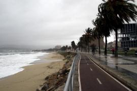Mallorca estará mañana en alerta amarilla por viento