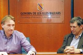 El Govern alega «falta de confianza» en Brotons para «rescindir» su contrato
