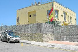 Detenido por robar 25 tapas de alcantarilla en una zona en construcción de Lloseta