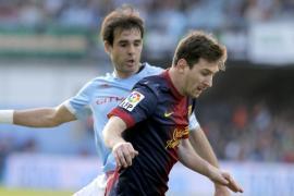 El Barcelona se deja dos puntos en Vigo