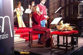 Estrenan el oratorio más antiguo de España, hallado en San Felip Neri