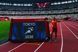 Natalia Romero, ante el sueño de su vida: ser olímpica