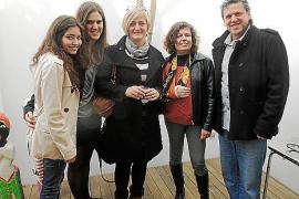 Isabela Lleó presenta su obra en Espai d'Art 32