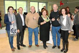 Inauguración de las nuevas instalaciones de Destilerías Antoni Nadal en polígono de Marratxí