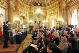 Bauzá destaca en Madrid el legado de Fray Junípero y pide su reconocimiento