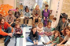 Cuentos y escasa actividad en el Día Internacional del Libro Infantil y Juvenil