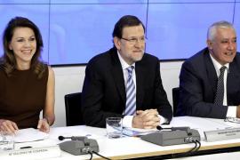 Rajoy presume de haber evitado el rescate en 2012 y dice que en 2014 se creará empleo