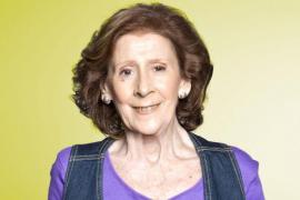 Fallece la actriz Mariví Bilbao, célebre por la serie 'Aquí no hay quien viva'