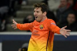 Messi se perderá el partido contra el Mallorca por lesión