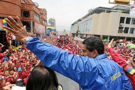 Maduro: «Chávez se me apareció en forma de pajarito chiquitico y me bendijo»