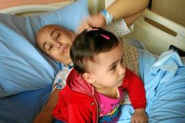 El preso de Palma que debe donar médula a su hermana viaja de la cárcel al hospital de Brasil
