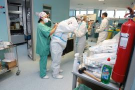 Baleares notifica cinco fallecidos por coronavirus en una semana