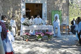 Cientos de vecinos viven con intensidad la tradicional romería del Cocó