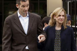 Torres dice que la infanta y Urdangarin presidieron un acto ligado a Nóos en 2007