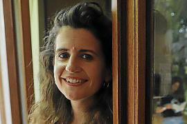 La alcaldesa de Esporles, Maria Ramon