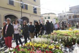 La XXVI Mostra d'Artesania centra la celebración de la feria de Sant Francesc