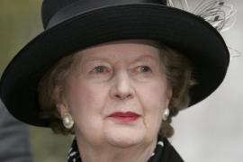 Muere Margaret Thatcher  de un infarto cerebral