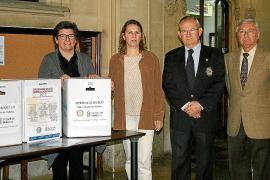 El Consell recogerá alimentos para la Operación Kilo 2013 de los clubes rotarios