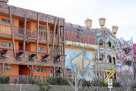 Mañana se inaugura en Santa Ponça el primer hotel temático del municipio