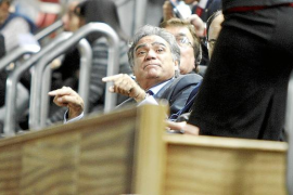 Zink 'aconseja' a Cerdà que diga en público que de pequeño era del Mallorca