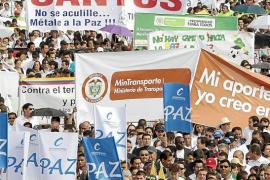 La paz moviliza a miles de colombianos en la marcha más plural de su historia