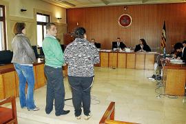 Condenada una pareja por obligar a un hombre a mendigar en Palma