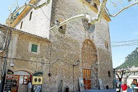 El obispo inaugurará el portal mayor de la iglesia de la Cartoixa en mayo