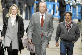 Castro no pedirá amparo al Poder Judicial por los ataques tras imputar a la Infanta