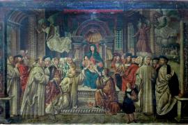 Gijón adquiere la copia que encargó Jovellanos de un cuadro de la Cartoixa