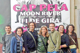 Cap Pela culmina la gira de 'Moon River & Other Movie Songs' en el Auditòrium