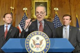 El Senado de EEUU da luz verde al debate sobre el control de armas