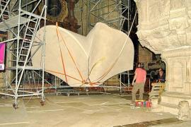 El 'tornaveu' deja la Catedral