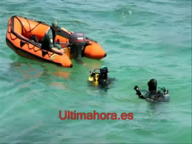 El asesino de Catalina señala a la Guardia Civil el lugar de Alcúdia donde tiró la catana