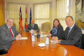 Enguídanos pone su cargo a disposición del Govern en el Centre Balears Europa