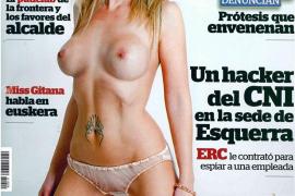 La exconcejala de Los Yébenes Olvido Hormigos se desnuda en Interviú