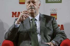 """Del Bosque: """"El deseo de todos es una final entre Real Madrid y Barcelona"""""""