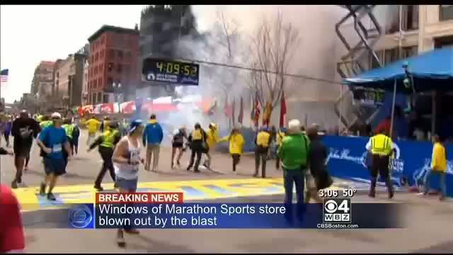 Un acto terrorista causa tres muertos y 140 heridos en el maratón de Boston