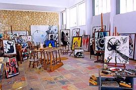 Moscú recibe desde Palma su primera gran exposición sobre Miró