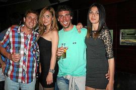 Fiesta de fin de regata del Trofeo Princesa Sofía