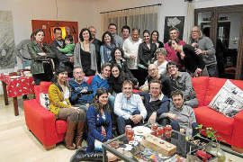 Fiesta de cumpleaños de Marian F. Moratinos