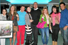 Entrega de premios de la Cena en Blanco