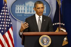 Obama afirma que no se conoce la autoría del «acto de terrorismo»